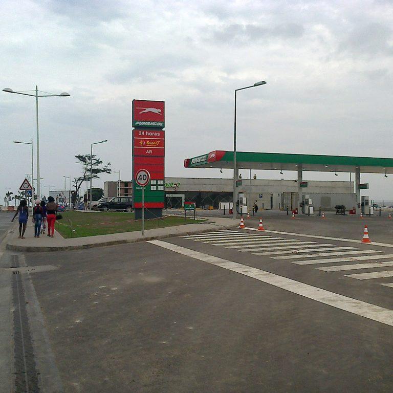PUMANGOL Gas Station